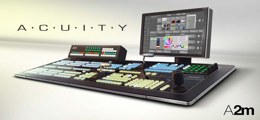 Acuity 2M Control Panel